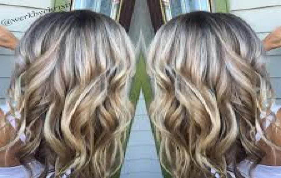 Highlights, hair colors for women