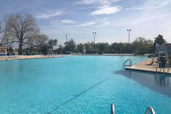 City of Hilliard Parks & Recreation pool