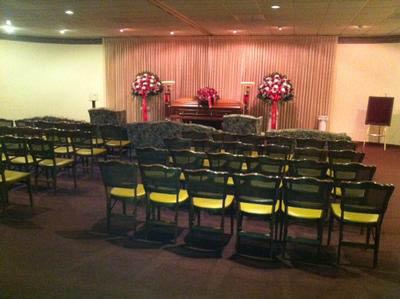 Visitation Chapel in Palos Hills, IL.