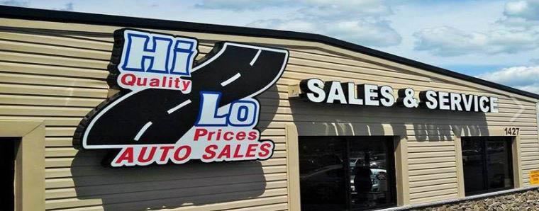hi lo auto sales & repair in frederick, md