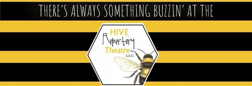 The Hive Repertory Theatre LLC banner Rincon, GA