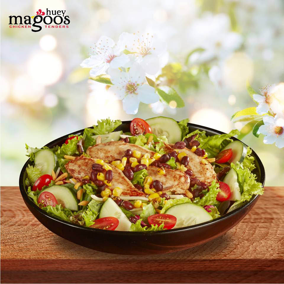 Huey Magoo's Chicken Salad