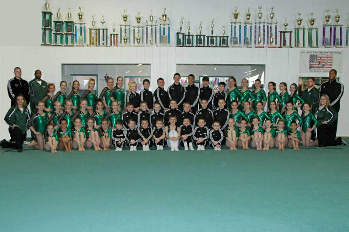 Hocking Valley Gymnastic Center Champions