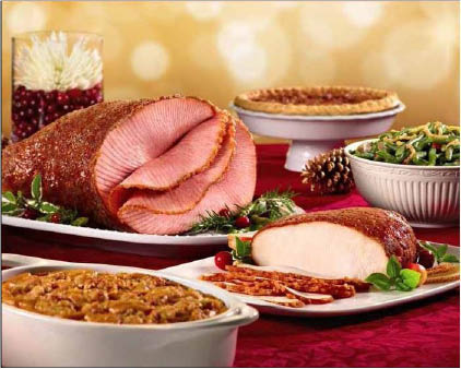 honey, baked, ham, turkey, catering, sandwiches, sides, ribs, dessert; dale city, va