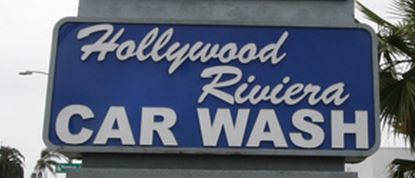 Hollywood Riviera Car Wash is located in Redondo Beach