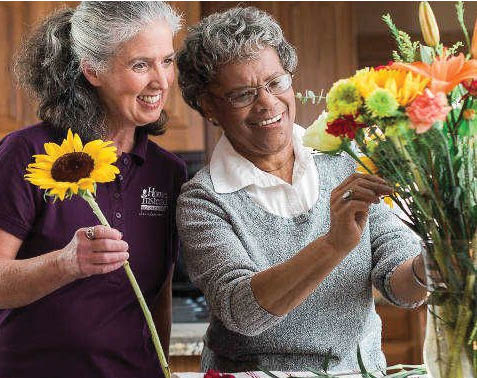 companionship through Home Instead Senior Care in Fort Worth, TX
