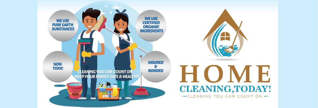home cleaning today logo orange county ca non toxic maid service near me