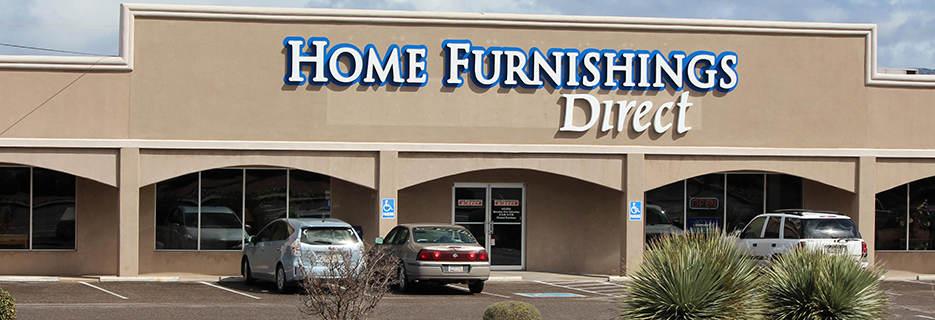 Home Furnishings Direct in Cottonwood, AZ banner