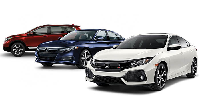 KUHN WESTSHORE HONDA MULTIPLE NEW CARS PHOTO, TAMPA, FL