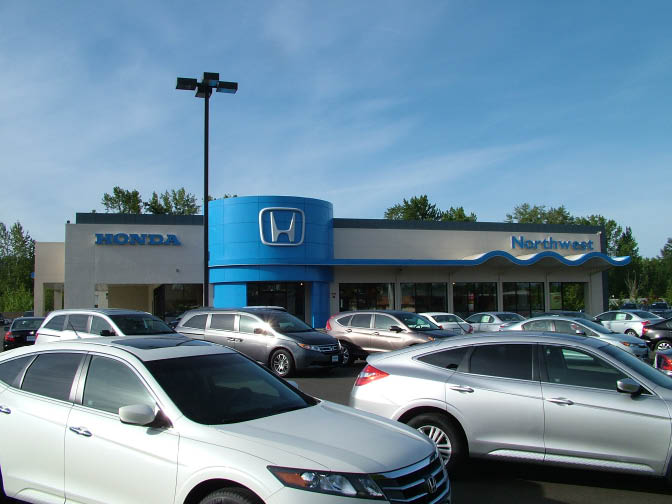 northwest honda bellingham washington car service  repair