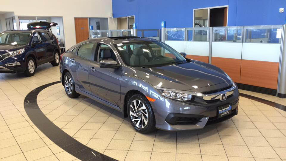 Honda of Columbia has the best selection of new and used Honda vehicles