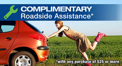 Roadside assistance near Pasadena, TX
