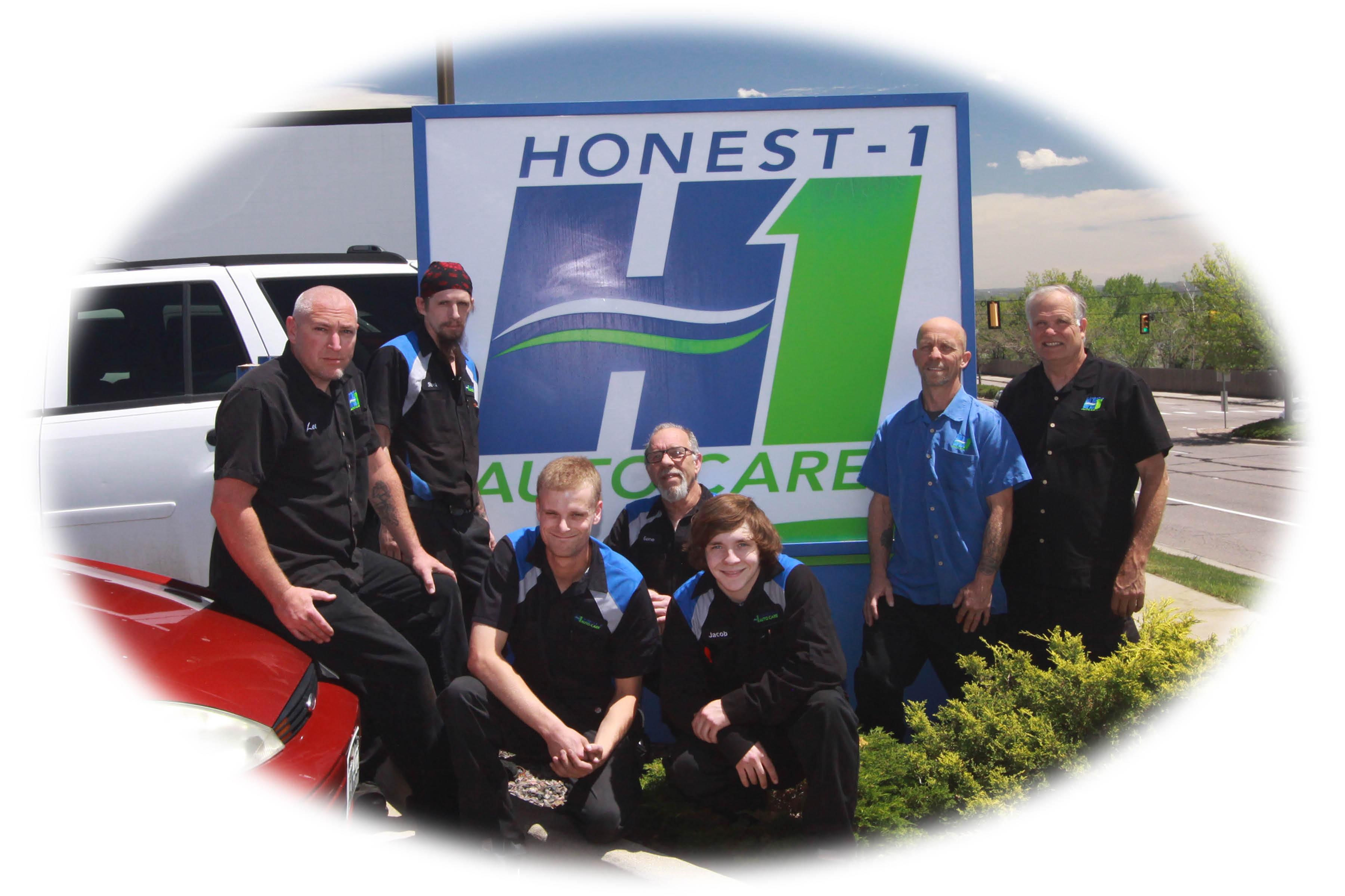 honest 1 auto care littleton factory trained auto repair technicians