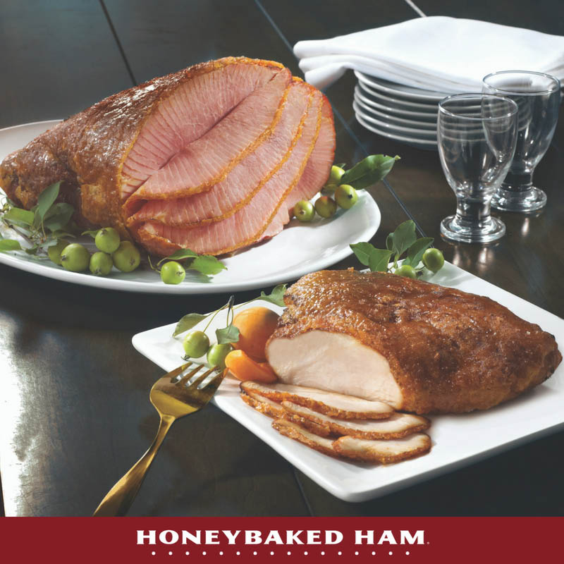 Save on a baked ham with these Honey Baked Ham coupons