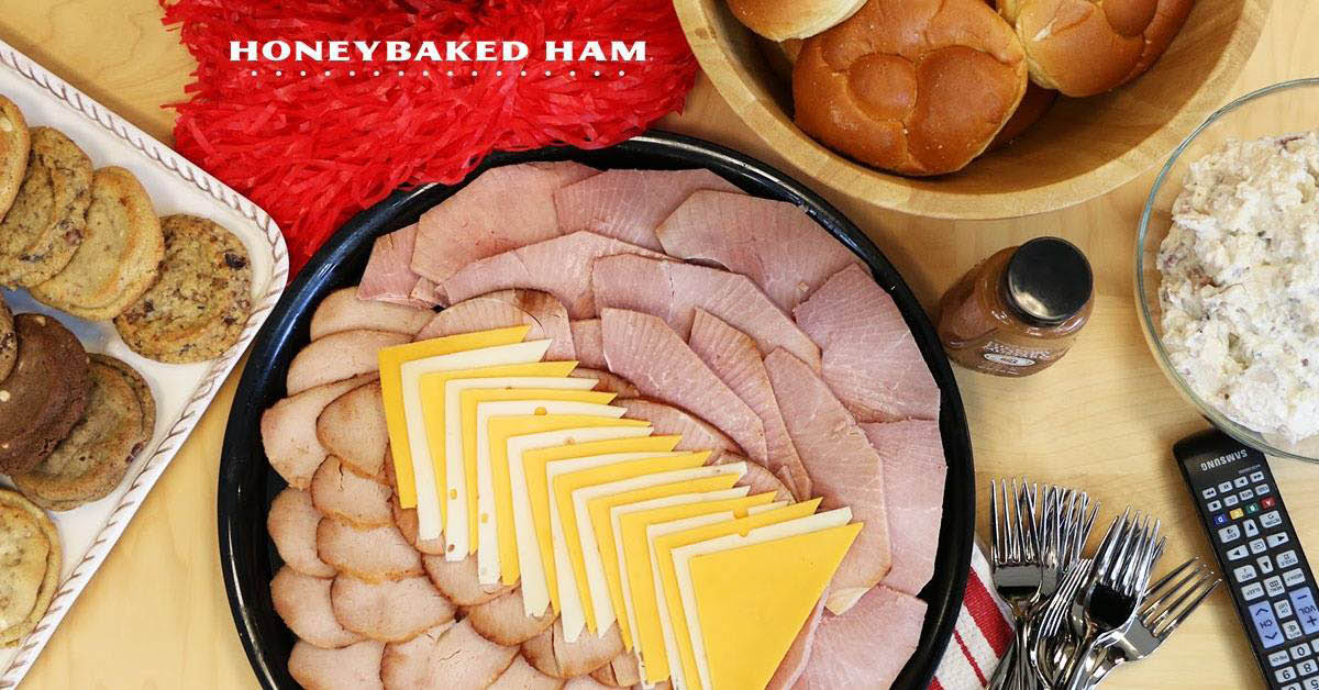 Our baked hams are great for birthday parties, corporate events
