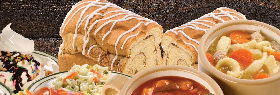 soup salad bread dessert bar 100 fresh items soups salads vegetables and delicious breads