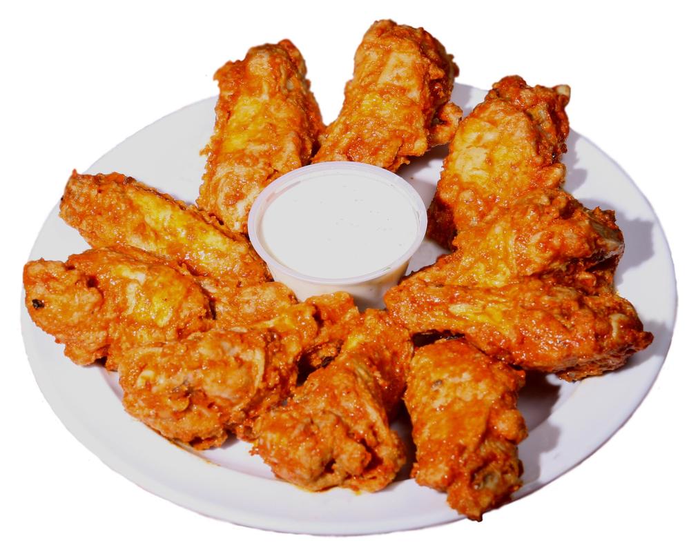 hot wings pontillo's chili ny