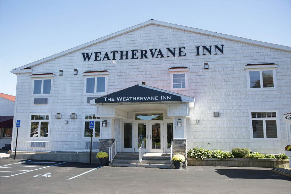 weathervane inn, hotel, montague