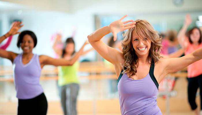 For women of all ages, try our HOT FUSION classes for fun and fitness