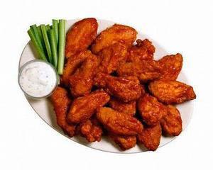 Hot wings, chicken wings near Hayward
