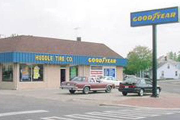 Huddle Tire Company Goodyear