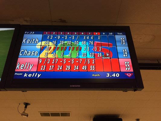 Late night bowling, Simi Valley CA