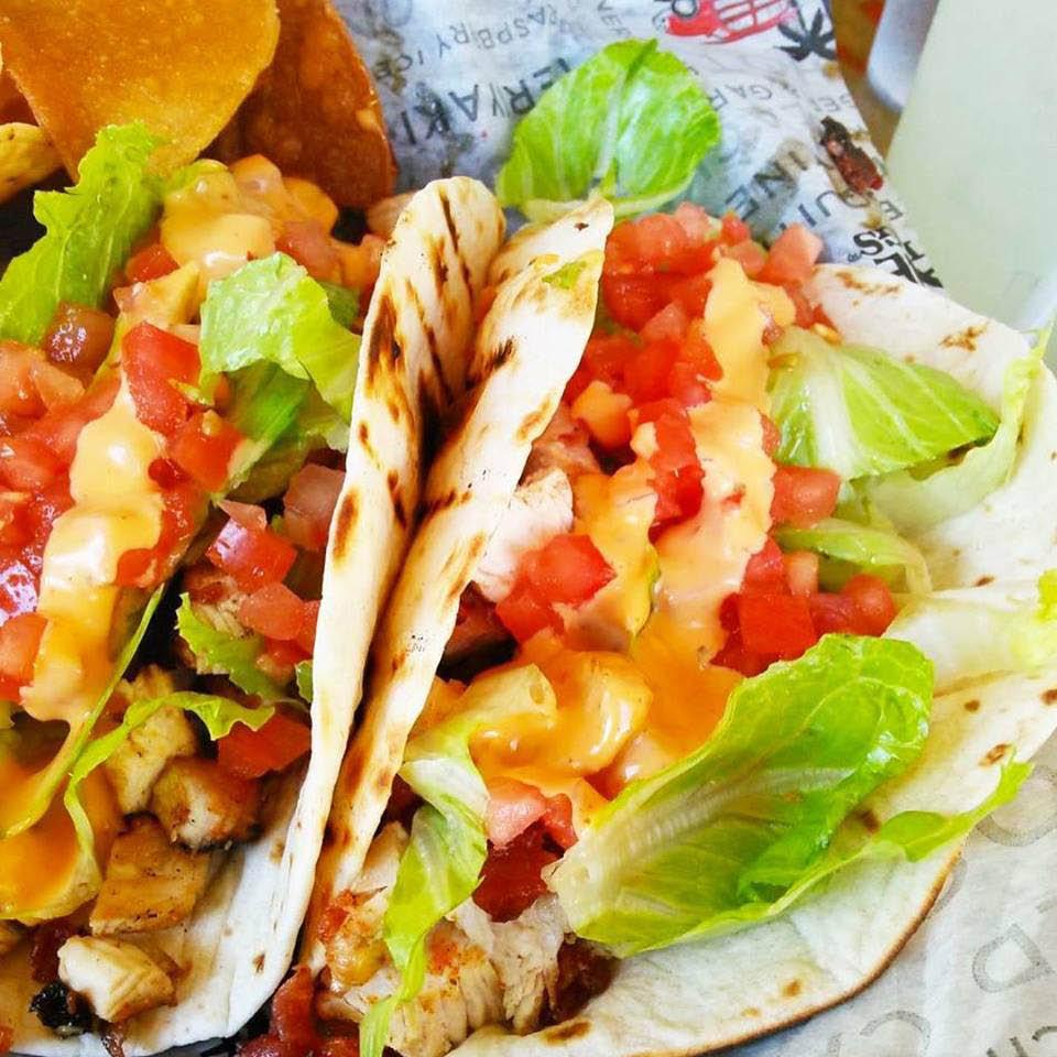 Flavorful & healthy tacos