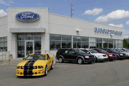mustang ford car
