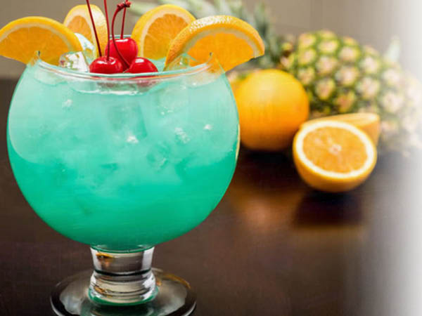 Ichiban Japanese Steakhouse specialty drinks