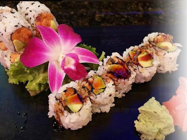 Ichiban Japanese Steakhouse sushi