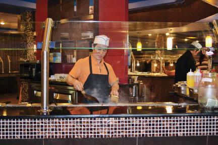 ichiban japanese cuisine hibachi chef cincinnati ohio