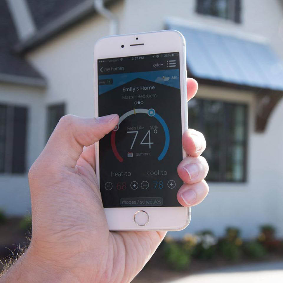 connected home smart home system macfarlane energy