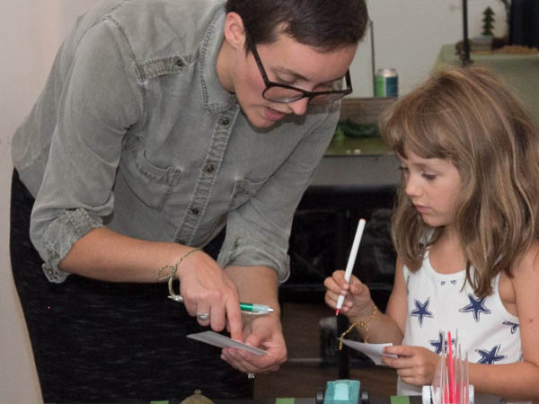 Columbus Idea Foundry classes for kids and adults