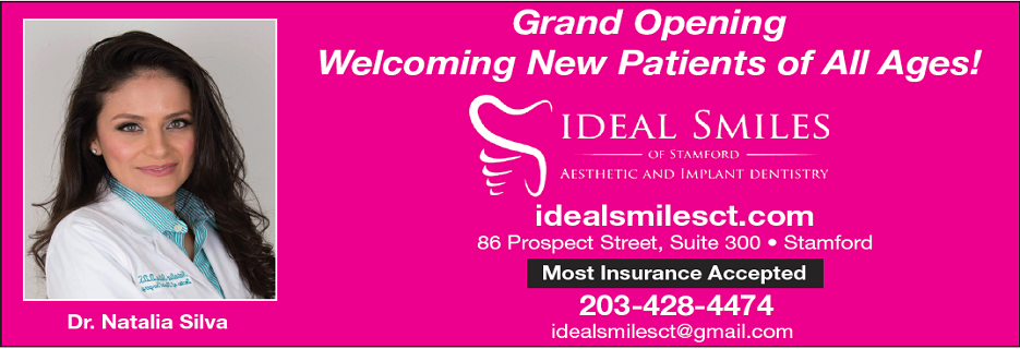 Ideal Smiles of Stamford: Natalia Silva, DDS banner Stamford, CT