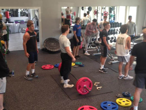 IFS Individual Fitness Solutions lifting class