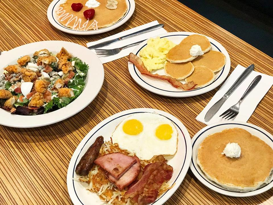 The best pancake breakfasts ever are at IHOP