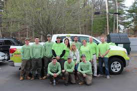 Pictured here are technicians and staff of Mosquito Squad near New Bedford, MA, which offers residential and commercial mosquito and tick control.