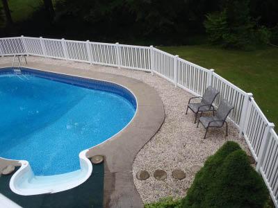 DJ's Landscaping remodels patios and pool decks