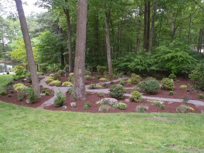 Our CT landscape design service is affordable