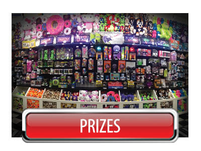prize games for kids in Tulsa, Oklahoma; buffet; pizza