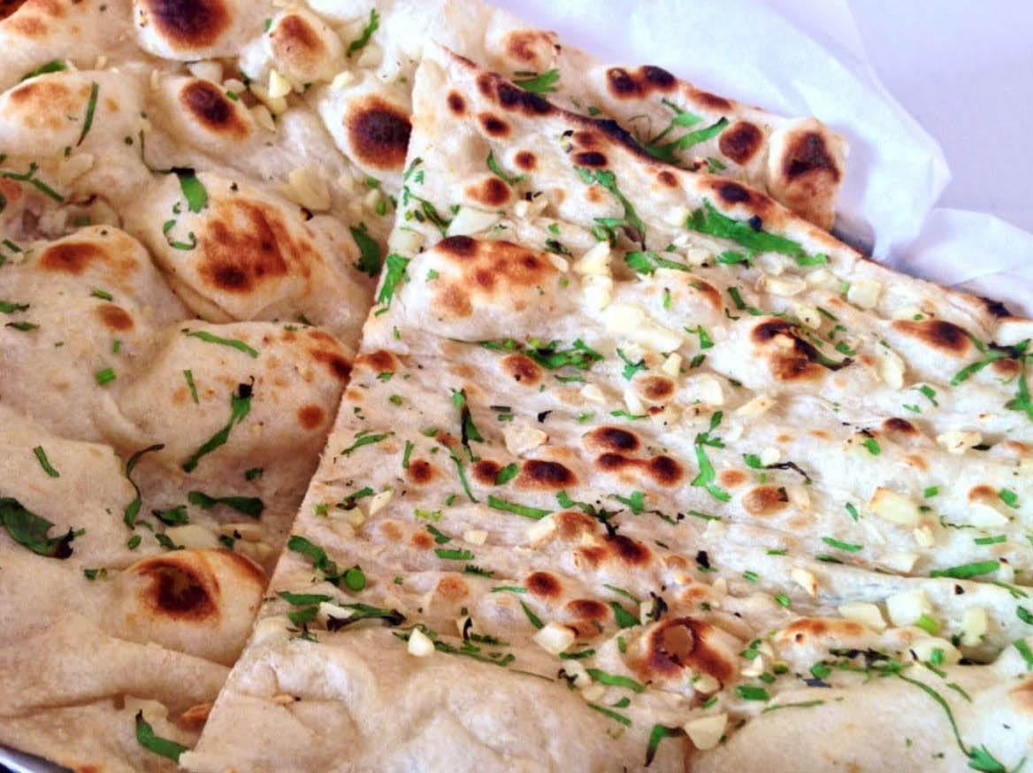 Get naan at our Indian Restaurant near San Pedro CA
