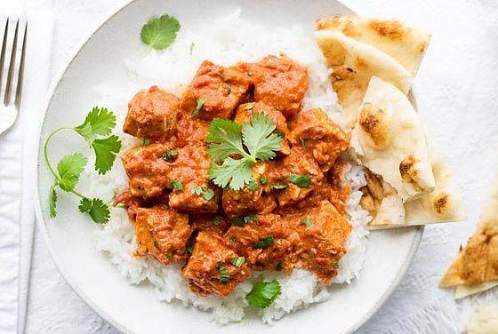 red coconut curry; vindaloo; vegetarian friendly restaurants