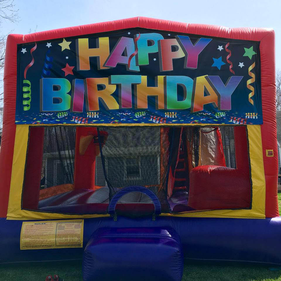 Get a bounce house in Poughkeepsie, Fairview