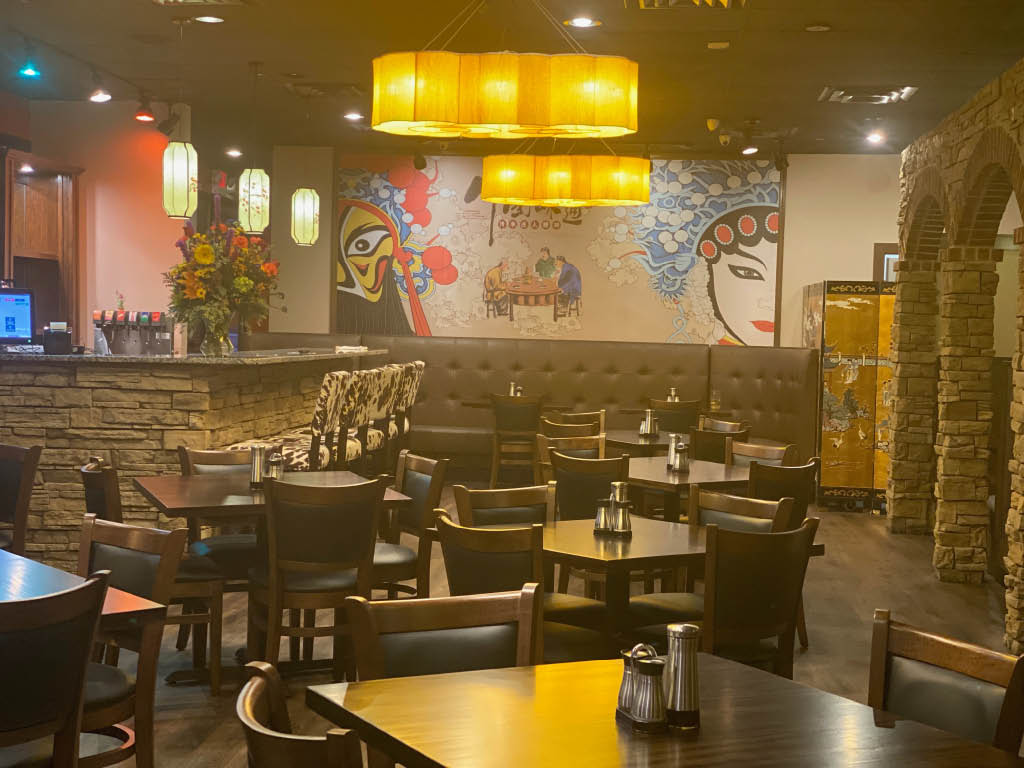 authentic and delicious tasting Chinese & Asian cuisine, fresh