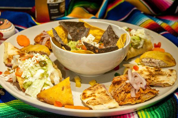 Chili con Queso, Guacamole, Taco, Burrito, Fajitas, Quesadilla, Enchilada, Tamales, Mexican Dessert; fredericksburg, va