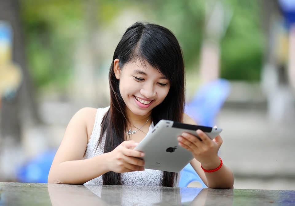 ipad fixed happy customer
