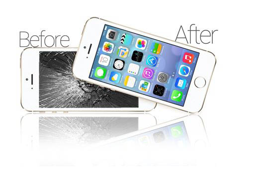 iPhone screen repair in Culver City