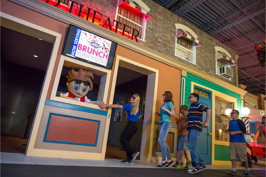 iPlay America is the place to Get Inside the Fun! Its all indoor, family-friendly themed environment provides guests nearly four acres of outstanding rides, games, and attractions making it the perfect destination for FUN year round!Location: Schanck Rd, Freehold, , NJ.