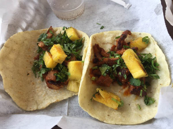 I Tacos fresh taste