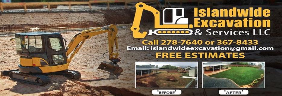 Islandwide Excavation & Services LLC banner